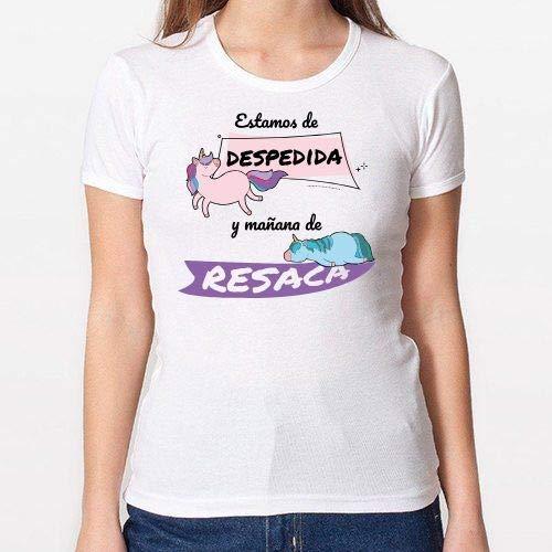 Camisetas de despedida de soltera